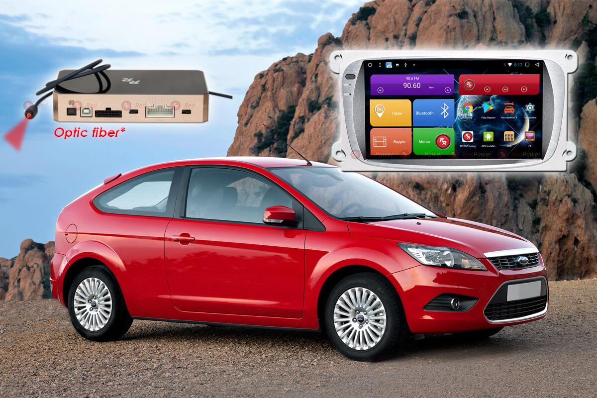 Штатная автомагнитола android для ford focus, S-max, C-Max