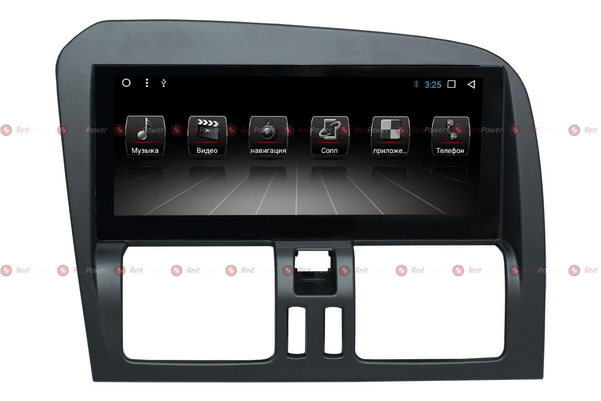 Автомагнитола для Volvo XC60 Redpower 31191 IPS