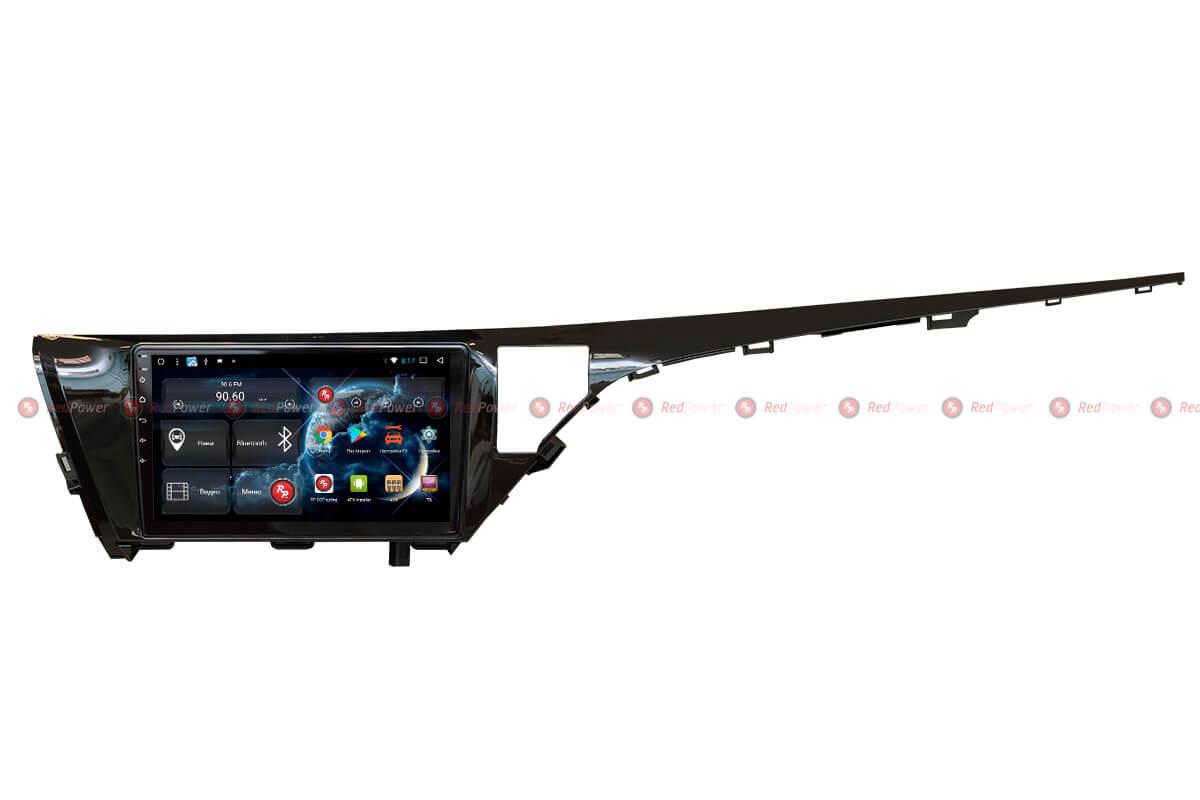 Головное устройство RedPower 31331 R IPS DSP на Toyota Camry XV70