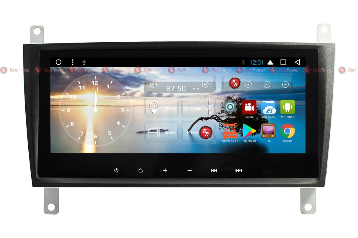 Головное устройство для Мерседес Benz CLK, CLS 51368 IPS DSP