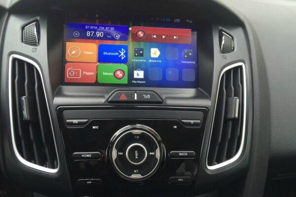Магнитола для  Форд Фокус 3 | Автомагнитолы Ford Focus 3 на RedPower.ru