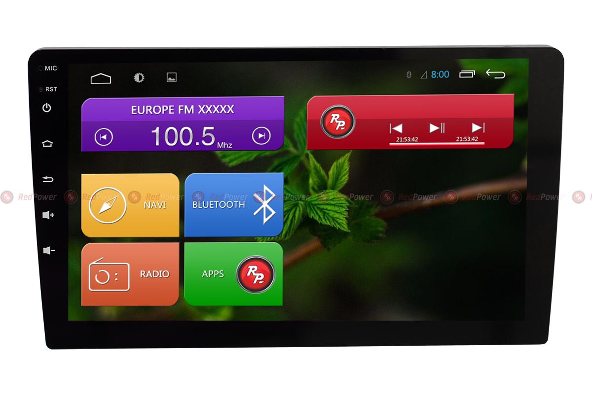 Головное устройство RedPower 31131 R IPS на Toyota Camry V50