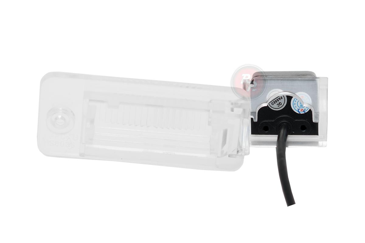 Камера парковки AUDI004P Premium HD 720P вид сзади