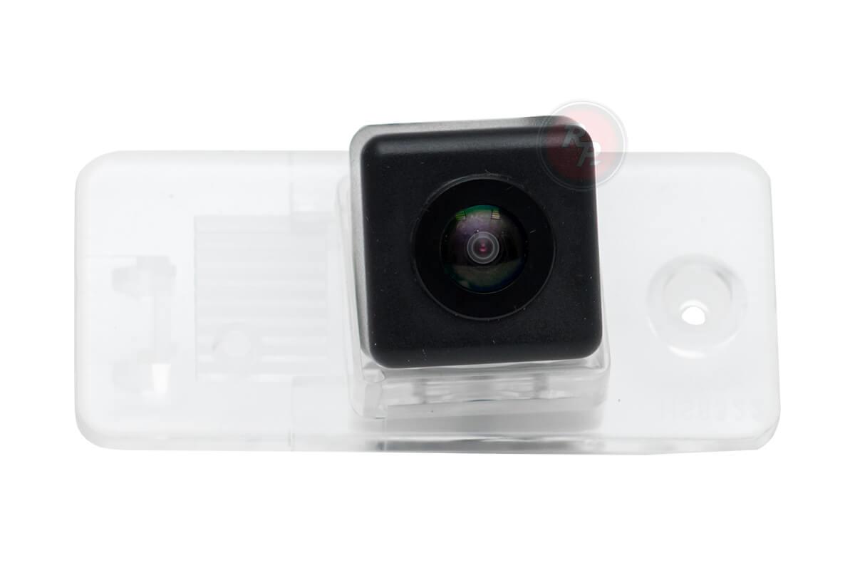 Камера Fisheye RedPower AUDI378F с плафоном