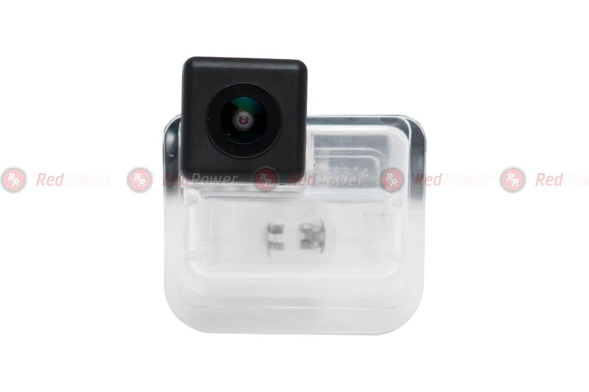 Камера Fisheye RedPower BEN356F с плафоном