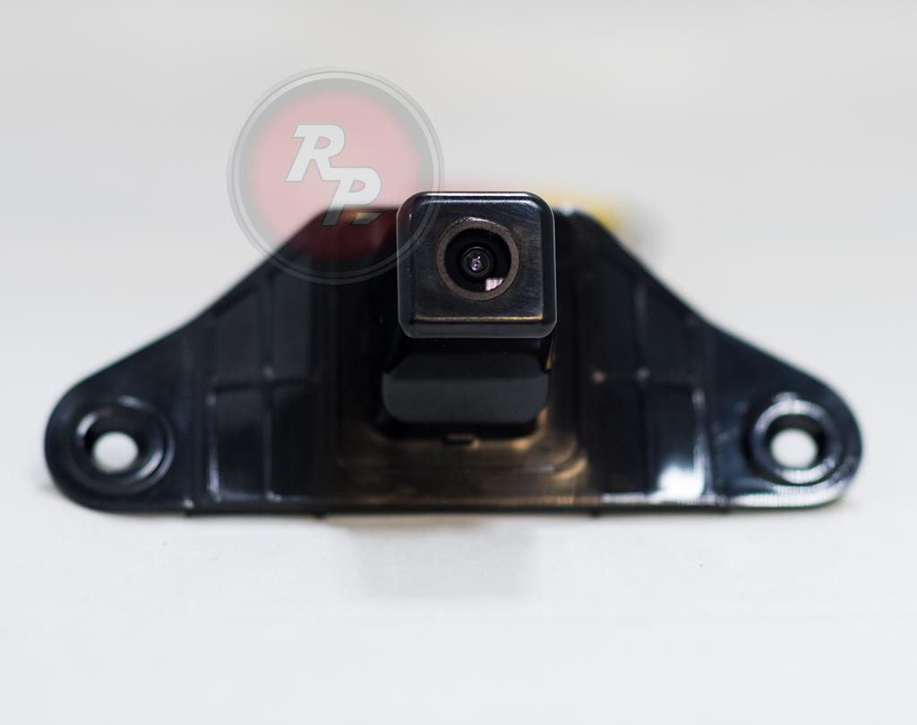 Камера заднего хода на Toyota Prado 150 парковки и вида