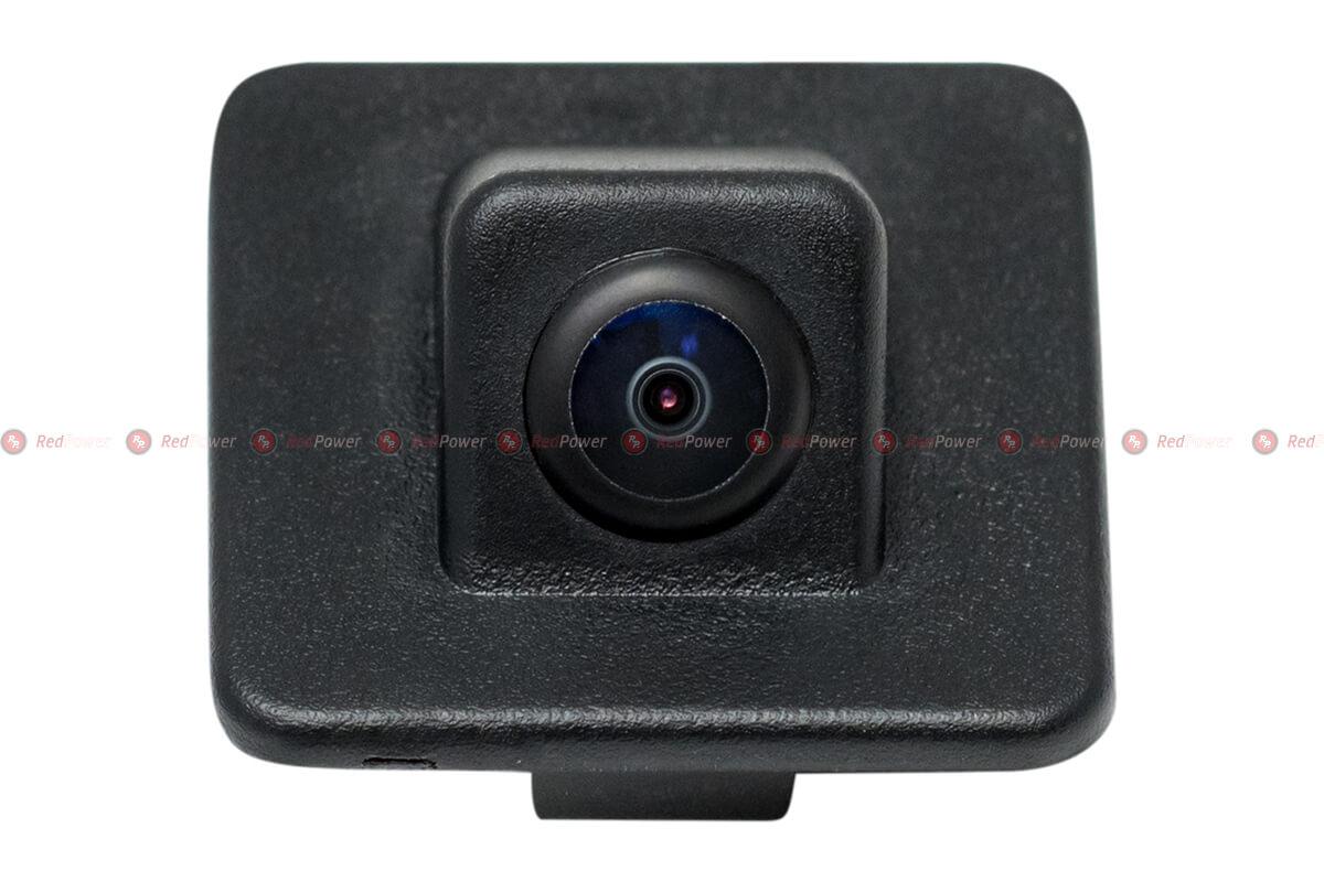 Камера в ручку на Hyundai Elantra