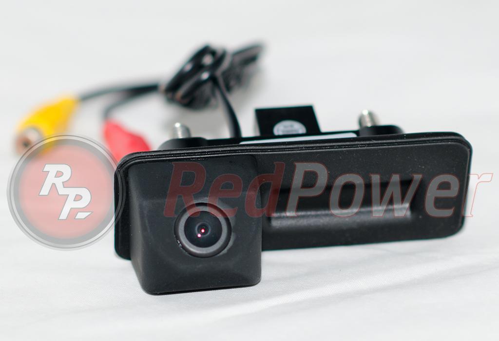 Камера на Audi, Skoda