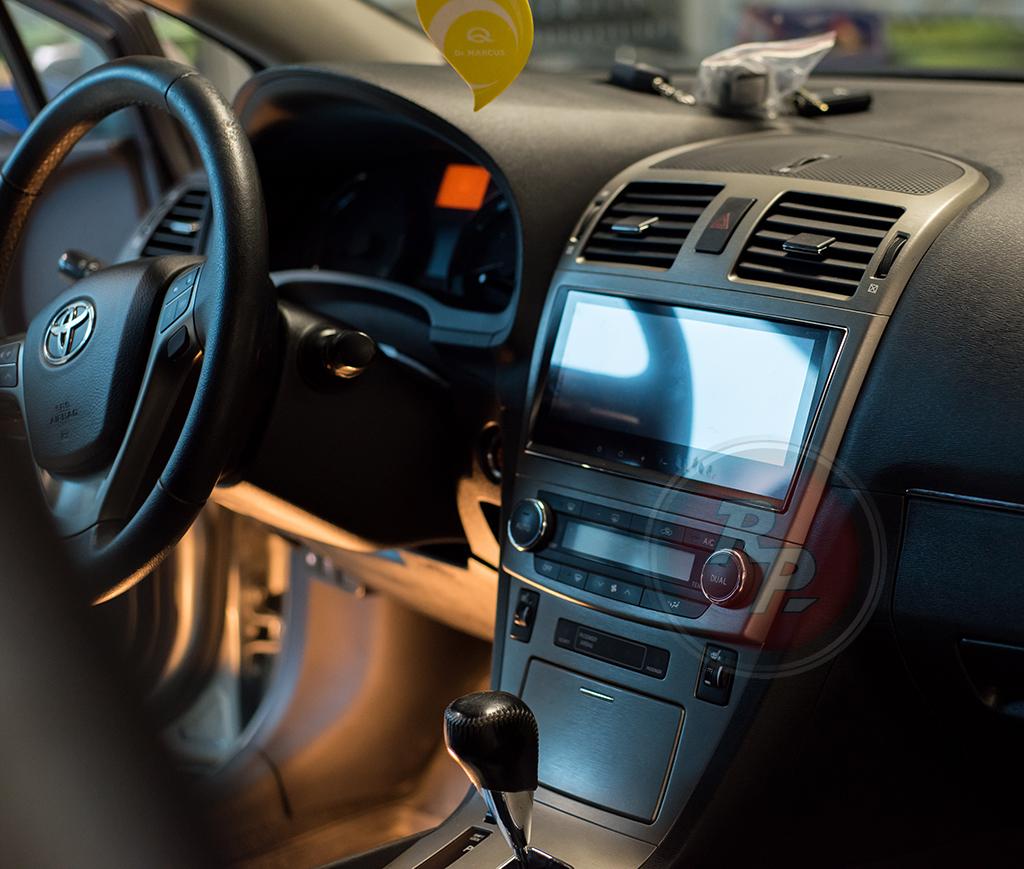 Toyota Avensis Redpower 31187 IPS автомагнитола