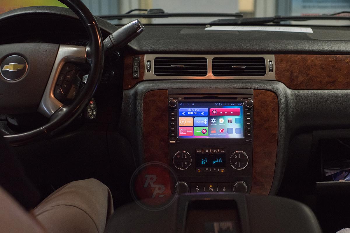 Автомагнитола для Chevrolet TAHOE Redpower 21021