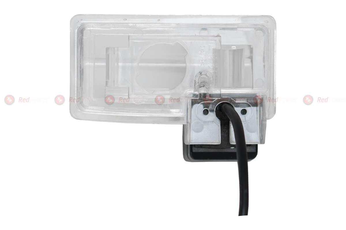 Камера Fisheye RedPower GLY120F вид сзади