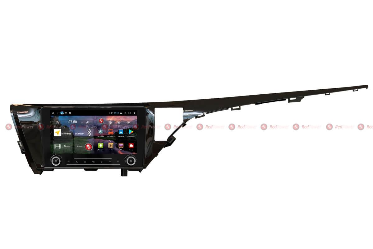 Головное устройство RedPower K 31331 R IPS DSP на Toyota Camry XV70
