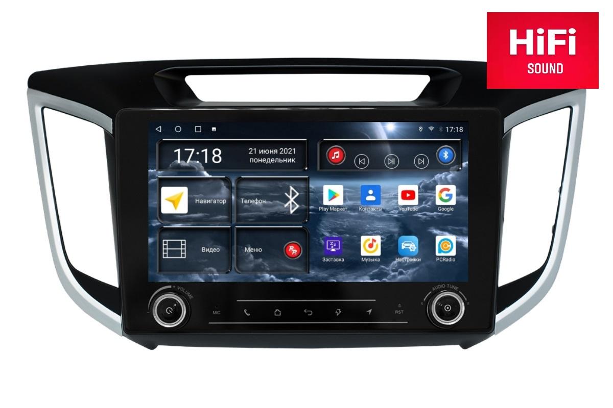 Автомагнитола RedPower K75025 Hi-Fi для Hyundai Creta 1-поколение, GS (06.2015-08.2020)