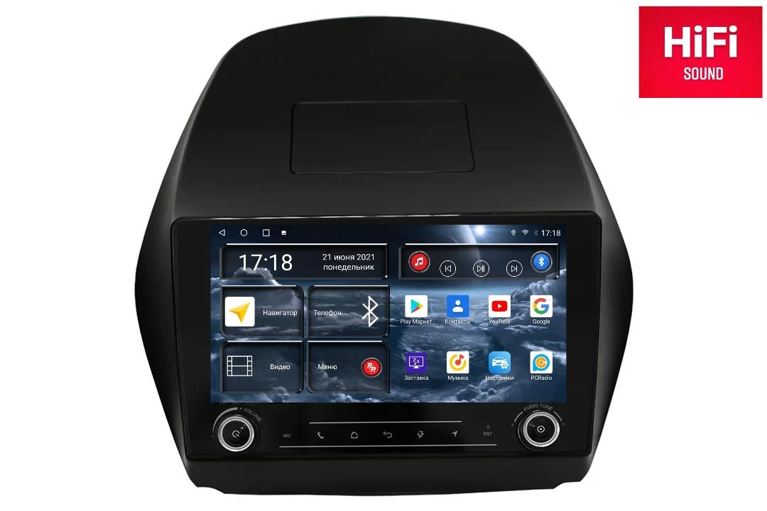 Автомагнитола RedPower K75047 Hi-Fi для Hyundai ix35 1-поколение LM (08.2009-12.2015)