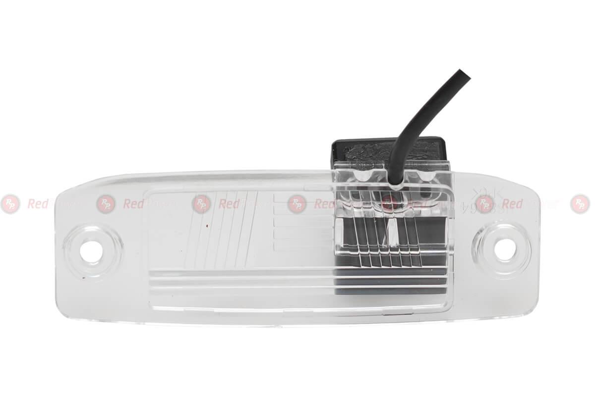 Камера Fisheye RedPower KIA090F вид сзади
