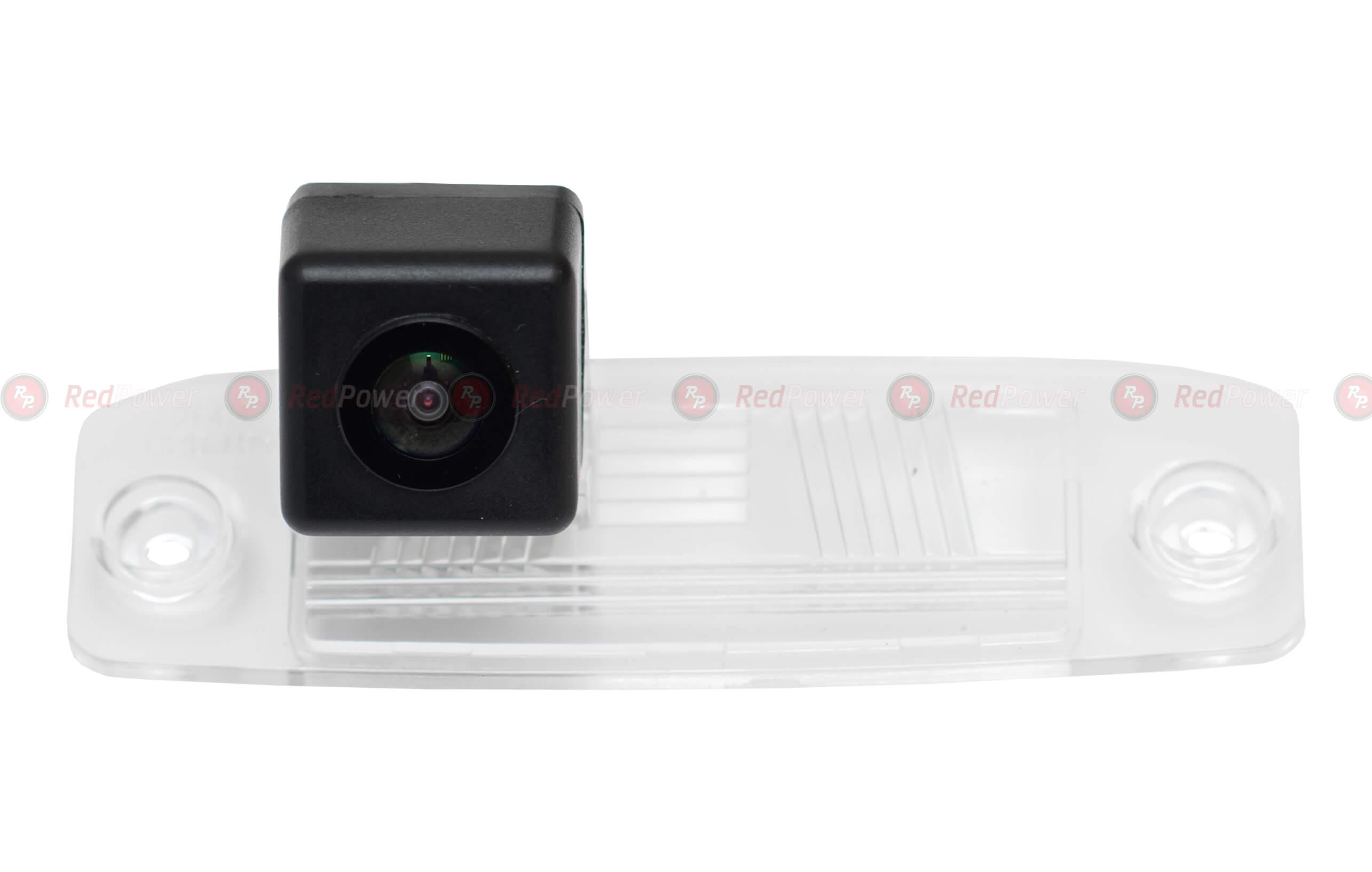 Камера Fisheye RedPower KIA090F с плафоном