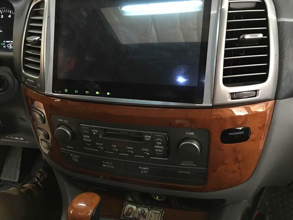 Redpower 21383B в автомобиле