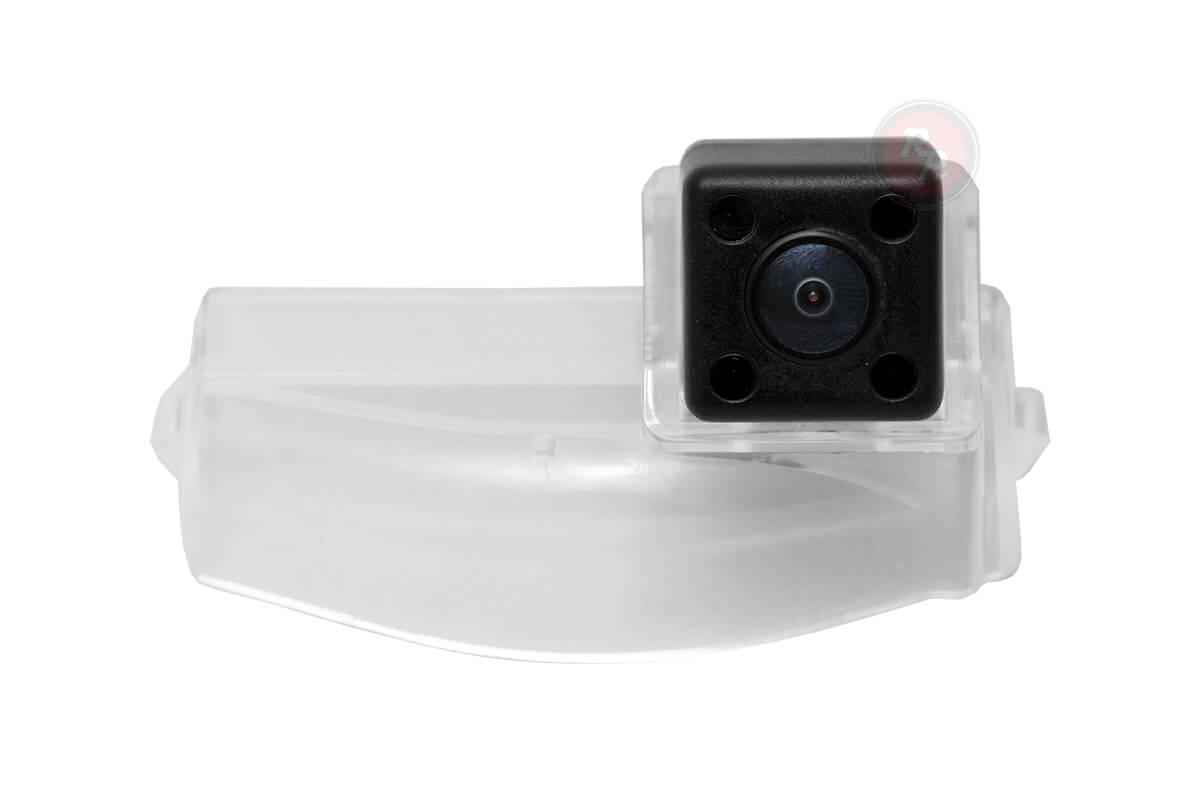 Видеокамера заднего хода RedPower MAZ079 Mazda 2,3 (2005-2013) штатная парковки