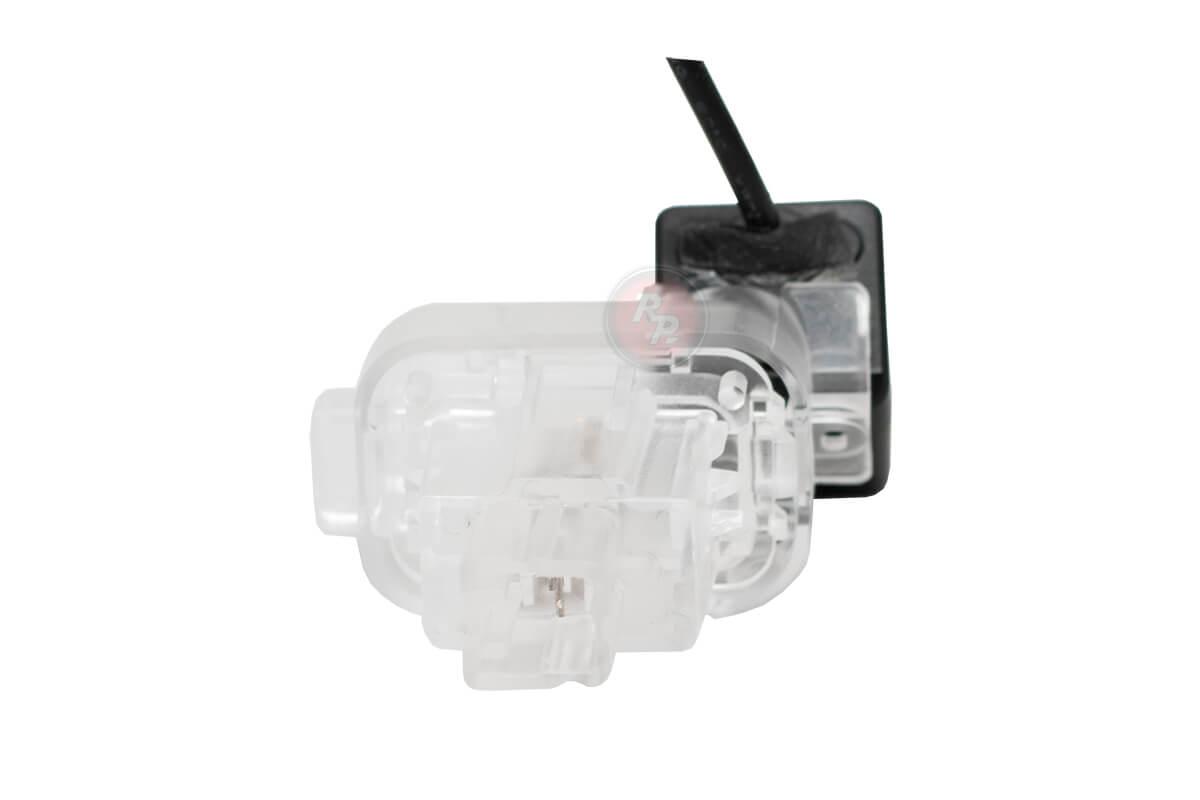 Камера Fisheye RedPower MAZ362F вид сзади