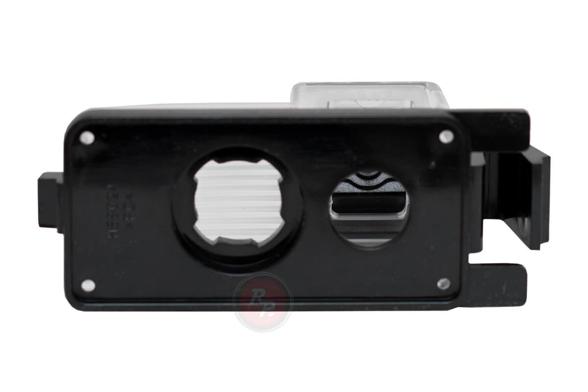Камера Fisheye RedPower NIS100F вид сзади