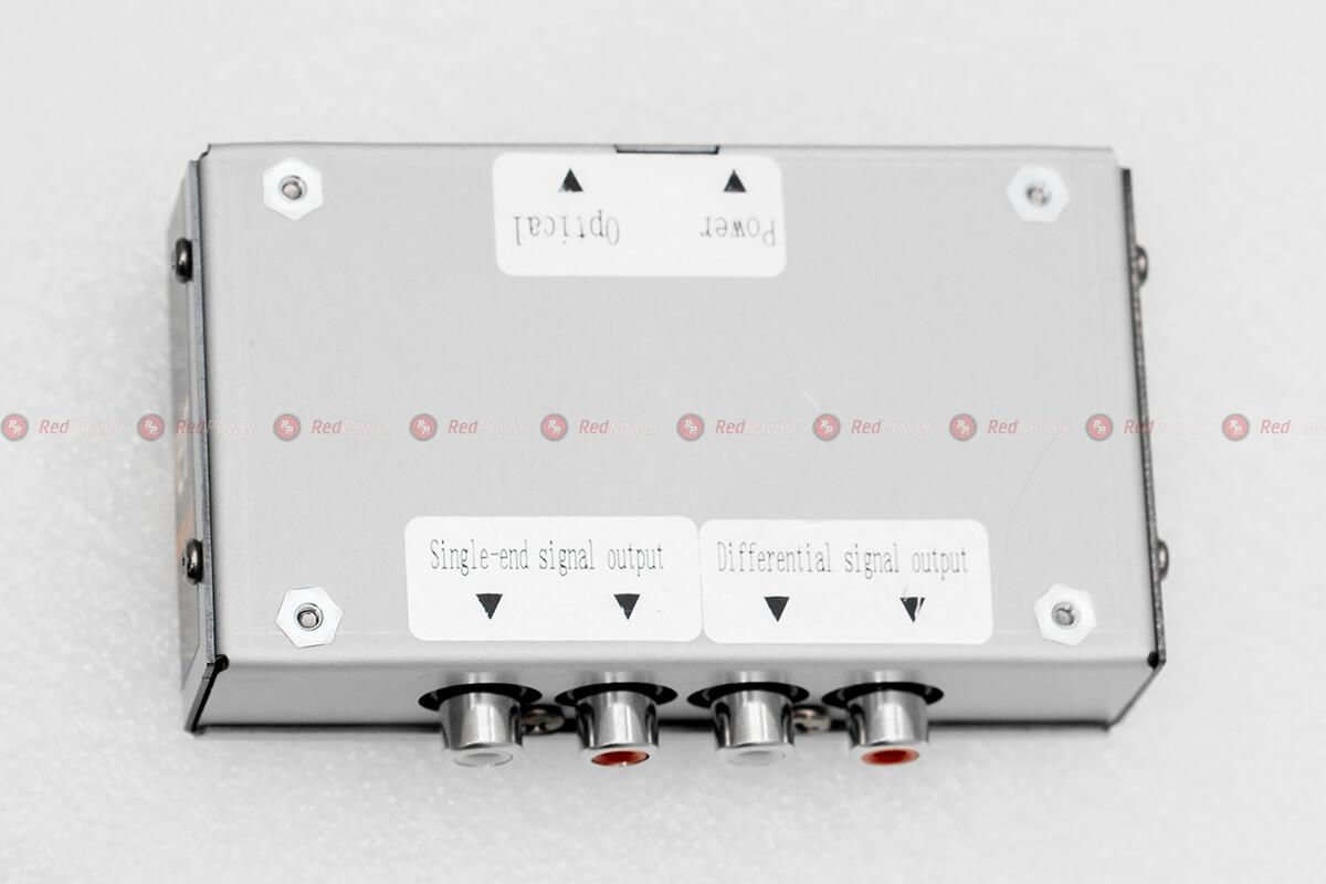 Оптико аналоговый адаптер Redpower