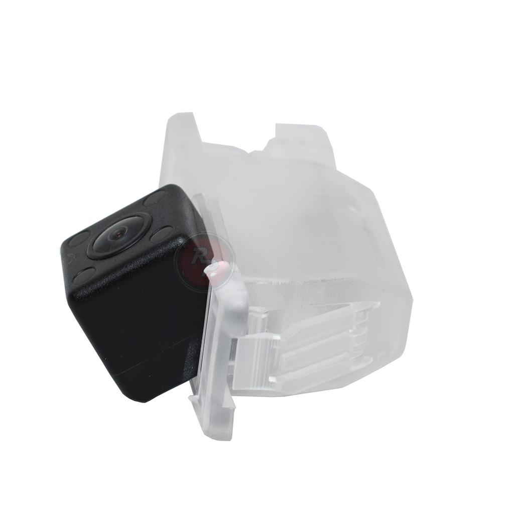 Камера заднего хода PEG353 вид сбоку