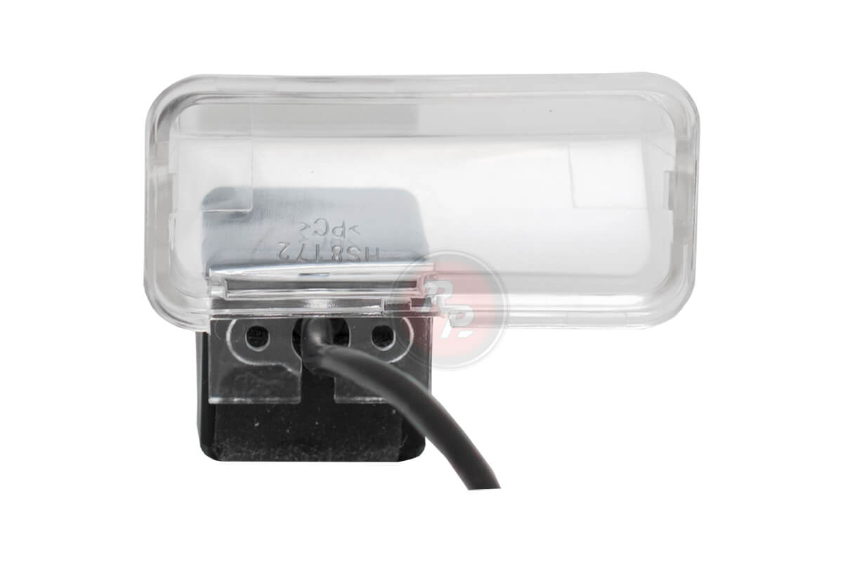 Камера Fisheye RedPower PEGT228F вид сзади