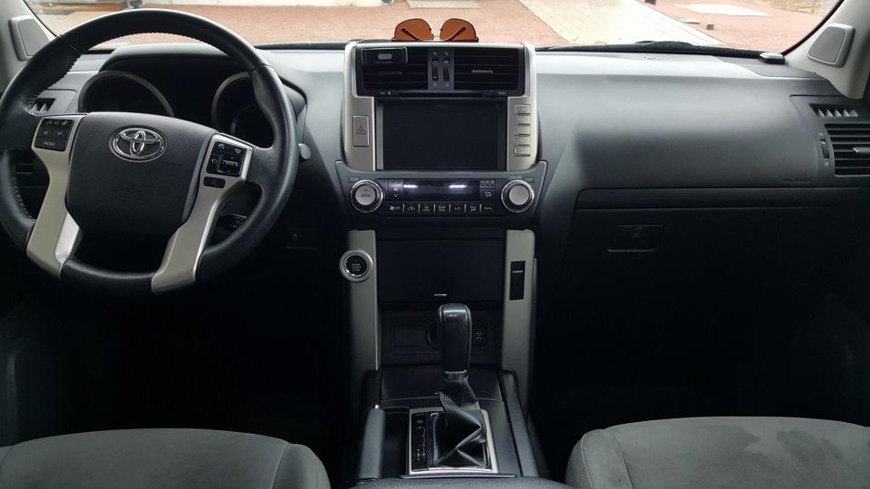 Автомагнитола для Toyota Prado 150 RedPower 31065 IPS