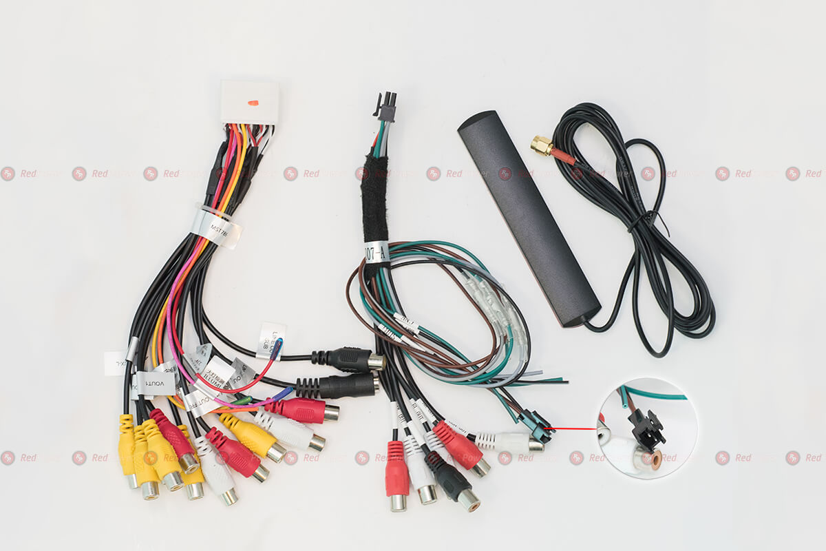 Автомагнитола для Ford Mondeo Redpower 31003 IPS