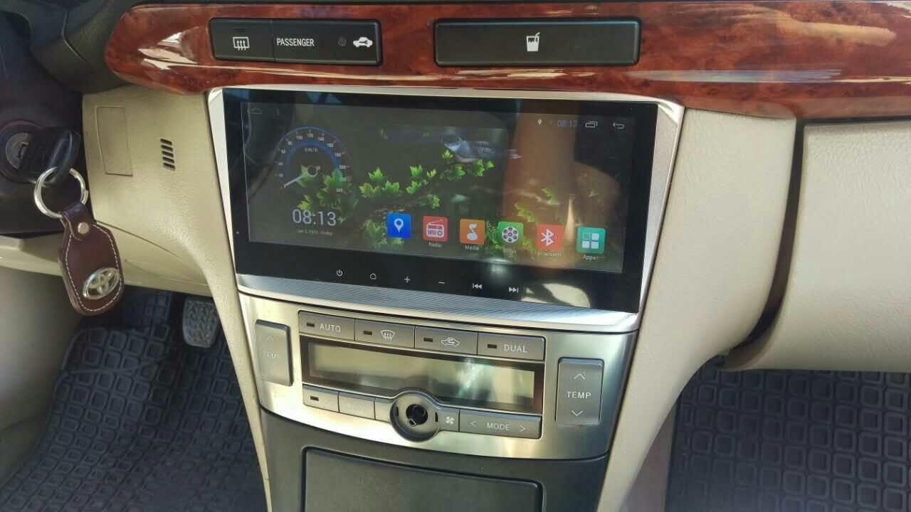 21287 Redpower toyota Avensis автомагнитола