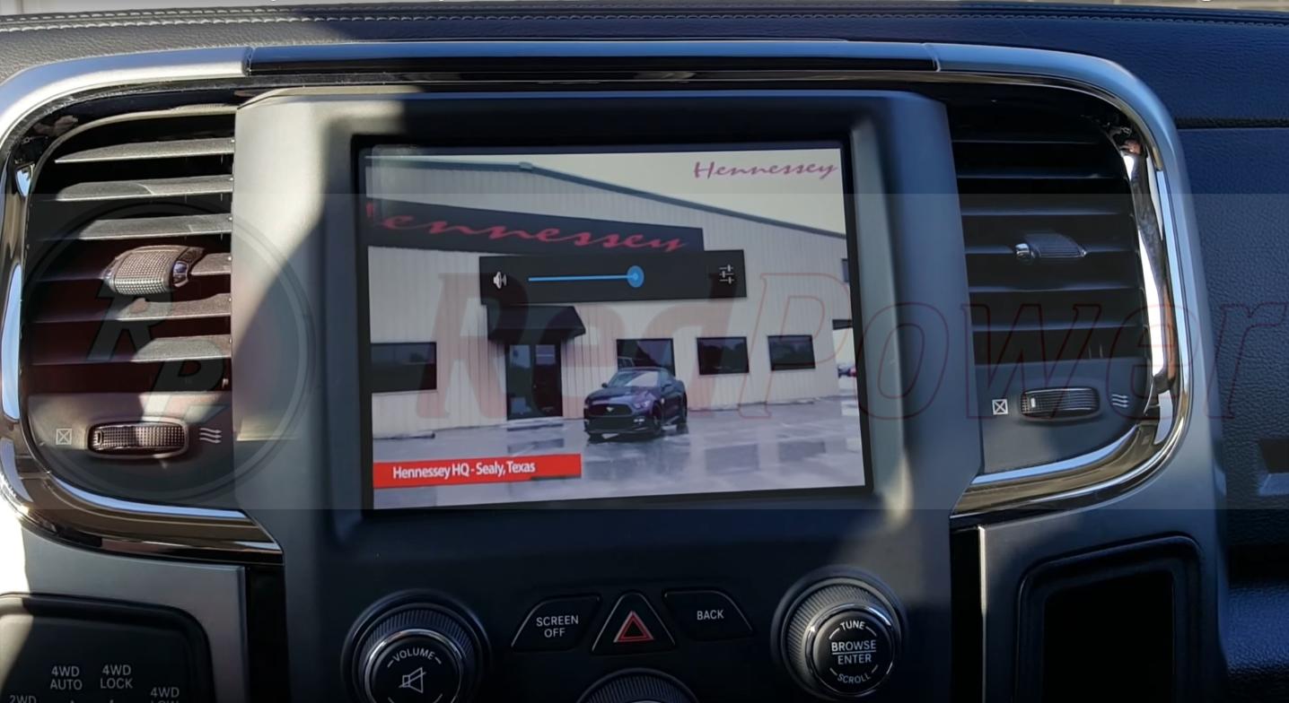 Навигационный блок для Chrysler, Dodge и Jeep - Redpower AndroidBox CDJ