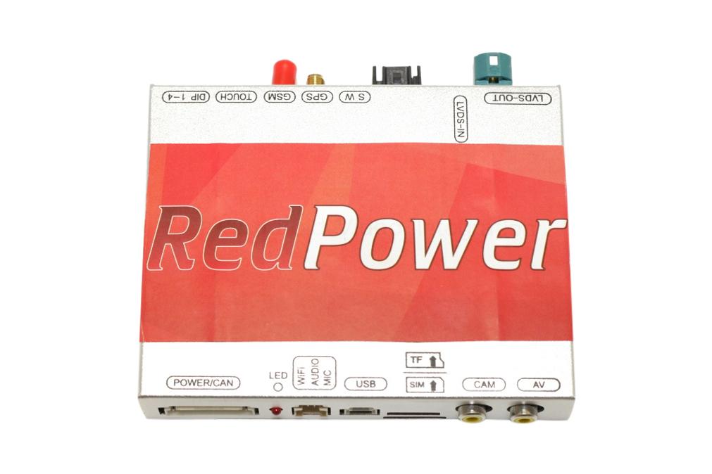 Навигационный блок для Audi с системой 3G или 4G MMI