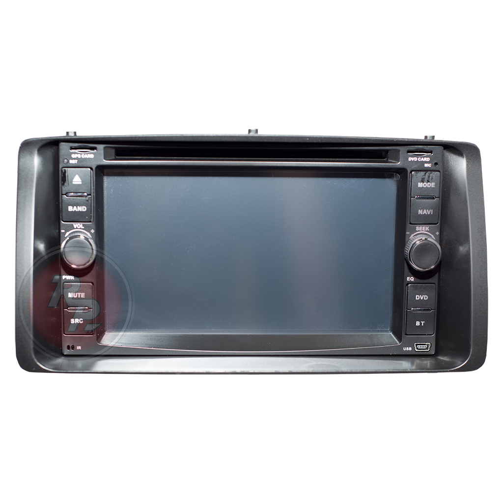 Переходная рамка RP28 с универсальным головным устройством для Toyota