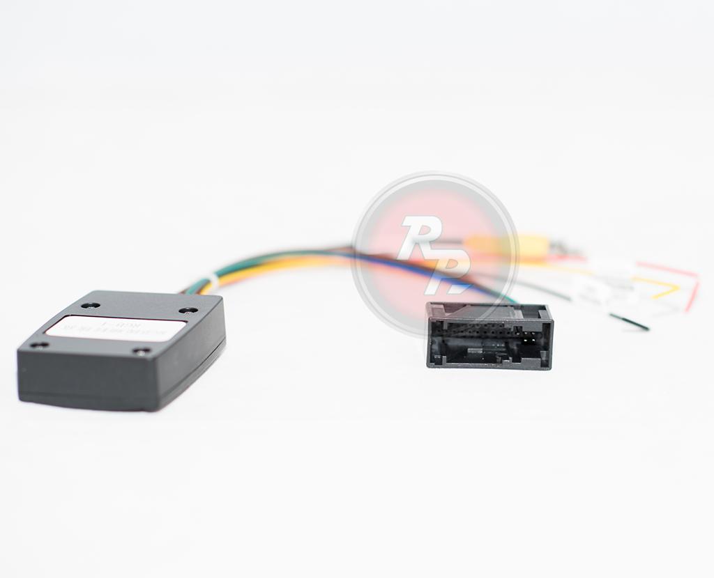 адаптер для подключения камеры парковки Volkswagen