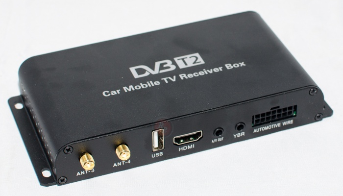 ТВ-тюнер RedPower DT9 разъемы