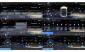 Настройки цифрового звукового процессора DSP и 10 полосный эквалайзер на каждый канал