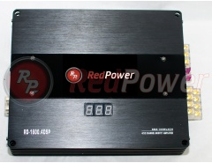 усилитель с DSP процессором на 4 канала Redpower 1600