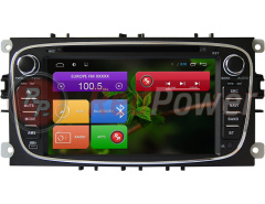 Головное устройство RedPower 21003 на форд мондео