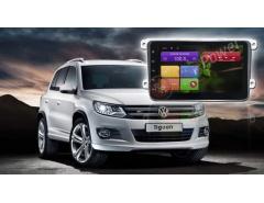 Штатное головное устройство Volkswagen автомагнитола Redpower 21004 BP android