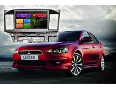 Штатное головное устройство Mitsubishi Lancer автомагнитола Redpower 21037B IPS android