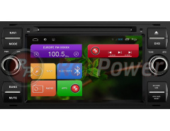 Штатная автомагнитола redpower 21140 android ford