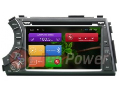 Головное устройство RedPower 21158 SsangYong Kyron