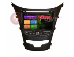 Головное устройство на SsangYong Actyon Redpower 21161