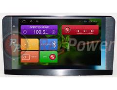 Головное устройство RedPower 21168B на Mercedes Benz ML GL