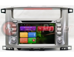 Головное устройство RedPower 21183 на Toyota Land crouser 100