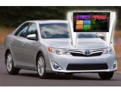 Штатное головное устройство Toyota Camry V55 автомагнитола Redpower 21231B IPS android