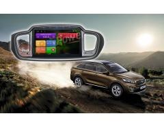 Штатное головное устройство Kia Sorento Prime автомагнитола Redpower 21242B Android