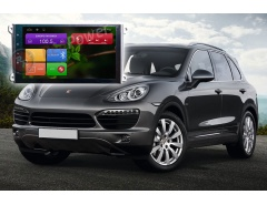 Штатное головное устройство Porsche Cayenne автомагнитола Redpower 21303B IPS android