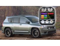 Штатное головное устройство Jeep Compass Автомагнитола Redpower 21316B