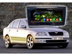 Штатное головное устройство Skoda Yeti, Rapid, Octavia автомагнитола Redpower 21005B